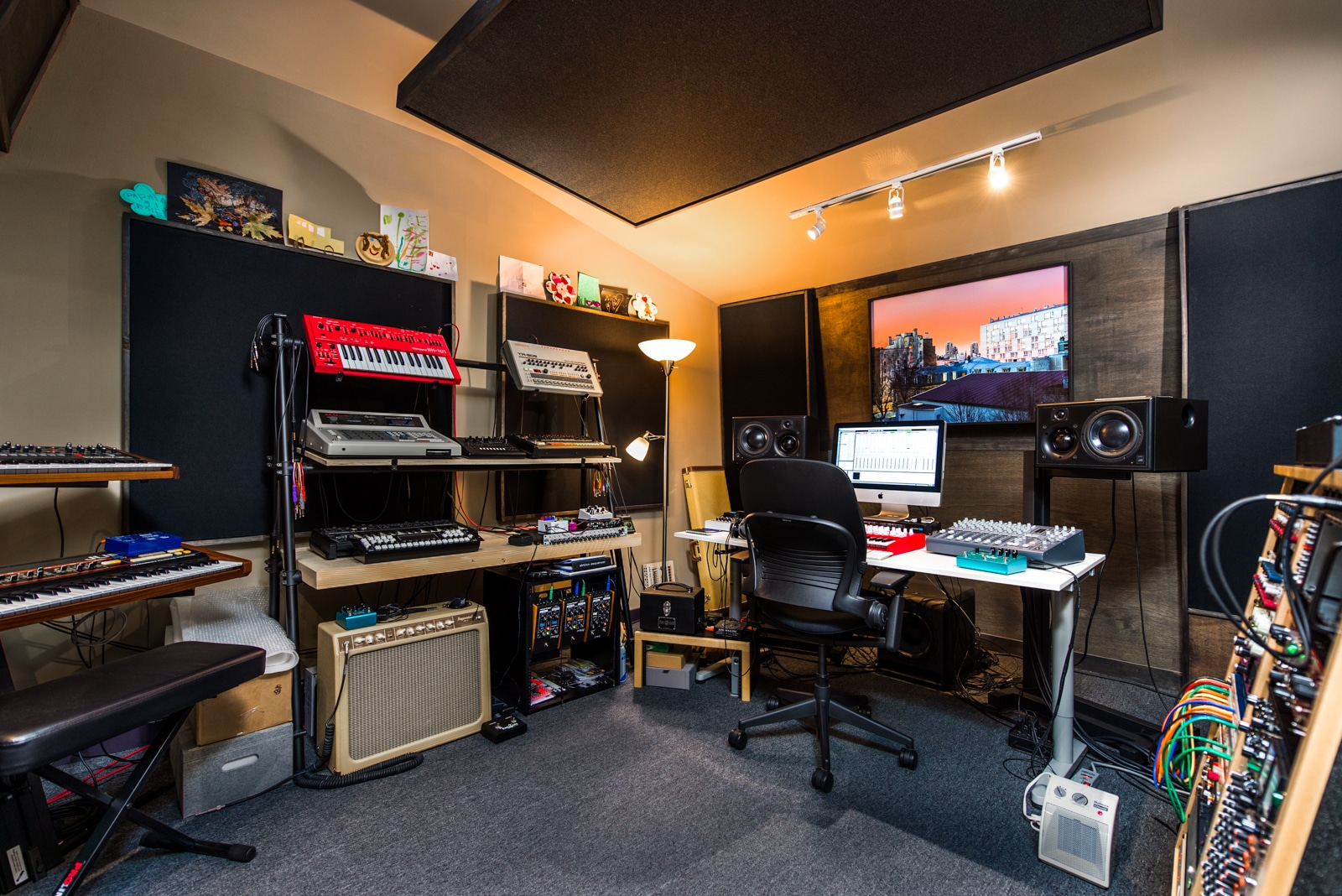 Clear Lake Recording Studio D