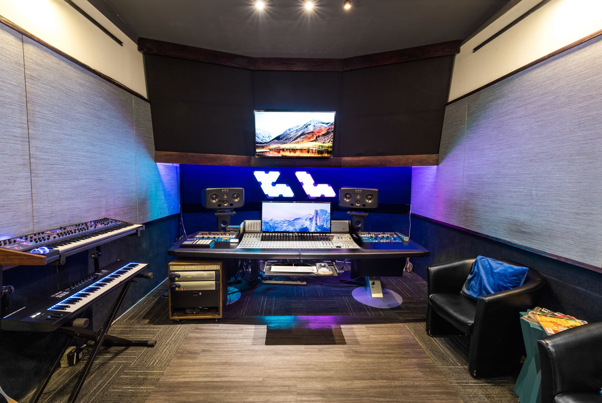 Home - Clear Lake Recording Studios